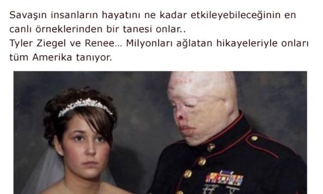 Savaşın Vurduğu Bir Aşk Öyküsü