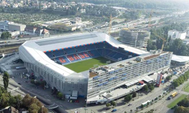 Euro 2008 Fikstür ve Stadları