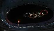 Olimpiyat Kapanış Töreninden Muhteşem Fotoğraflar