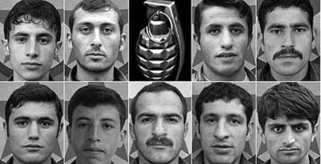 İşte öldürülen PKK'lı teröristler