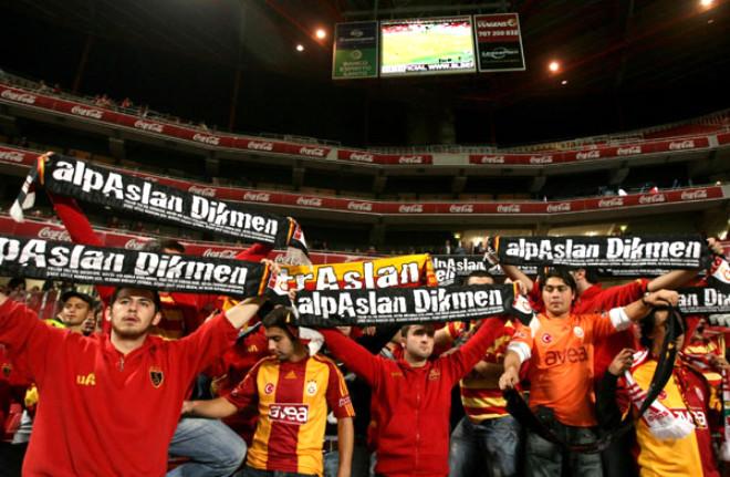 Benfica Galatasaray: 2 Galatasaray Foto Galerisi