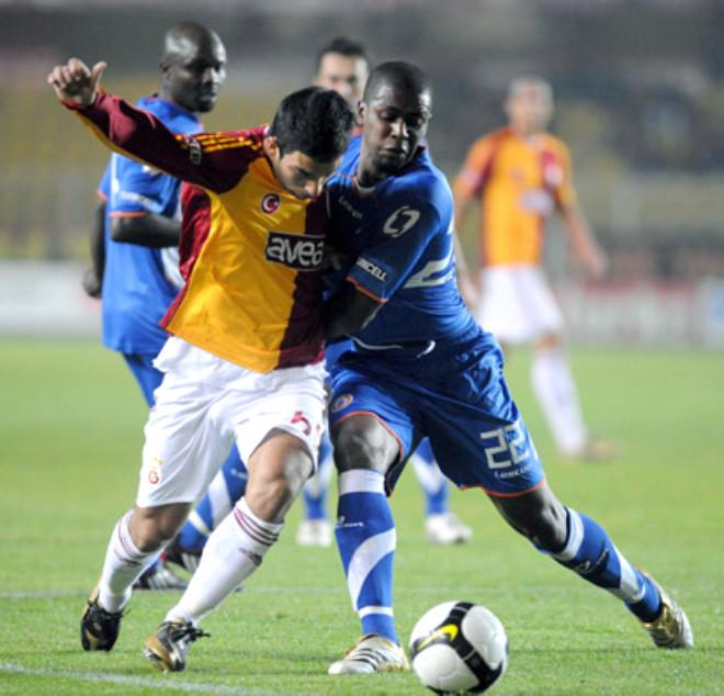Galatasaray 2 - 0 İstanbul BB Spor