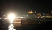 Karaköy İskelesi Çöktü