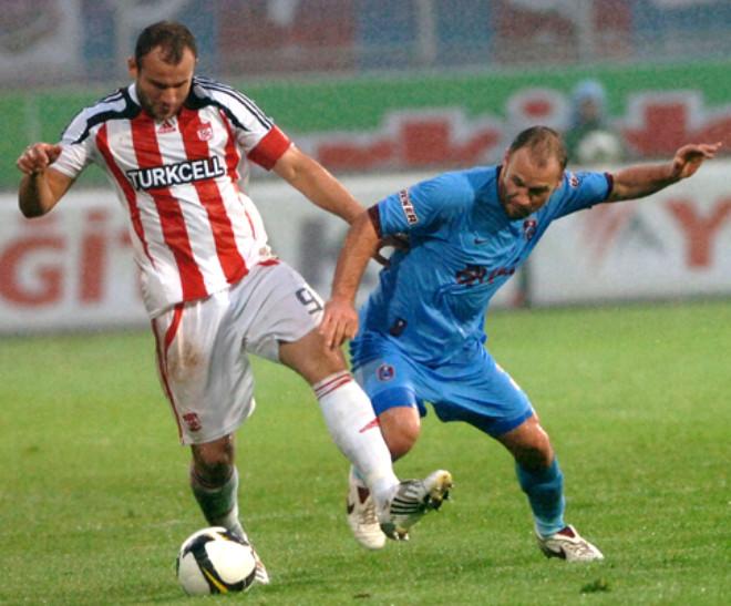 Trabzonspor 0 - 0 Sivasspor