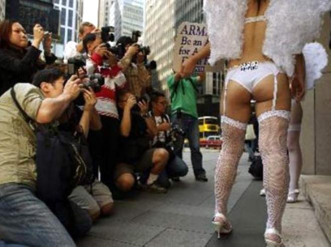Jartiyerli Kürk Protestosu