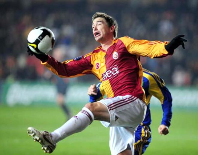 Galatasaray 0 - 1 Metalist Kharkiv