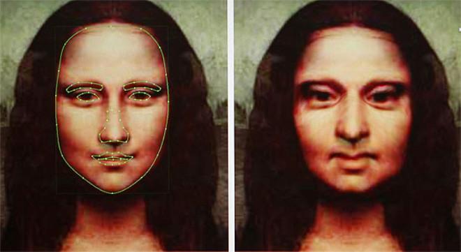 İşte Gerçek Mona Lisa