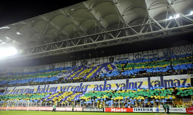 Fenerbahçe 2 - 1 Beşiktaş