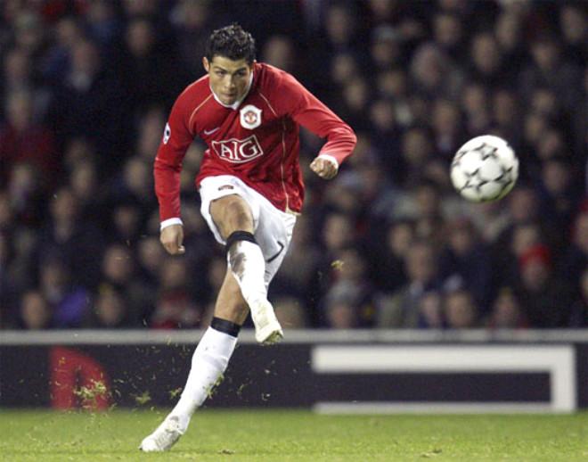 'Altın Top'a Ronaldo Layık Görüldü