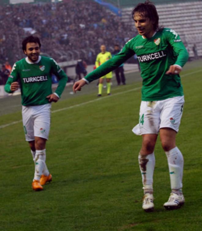 Bursaspor 2 - 1 Trabzonspor