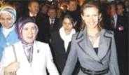 First Lady'ler İstanbul'da Şıklık Yarışında