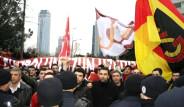 Galatasaraylı Taraftarlar Ayaklandılar
