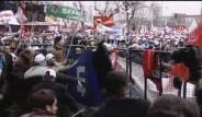 Kadıköy'de İşçiler Birbirine Girdi