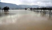 Muğla Ovası Göle Döndü