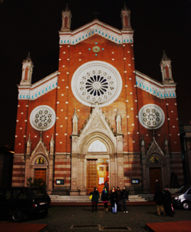 İstanbul'da Bir Kilise