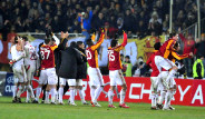 Galatasaray 4 - 3 Bordeaux