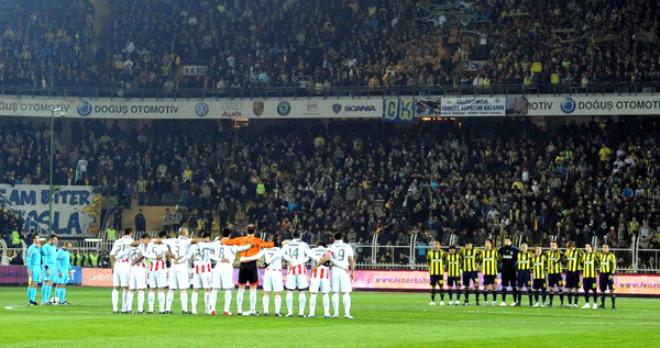 Fenerbahçe 4 - 2 Sivasspor