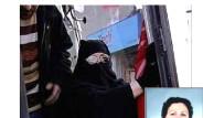 Çarşaflı Kadın CHP'yi Karıştırdı