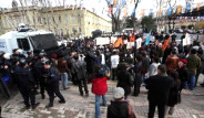 Su Forumu'nda Olaylı Protesto