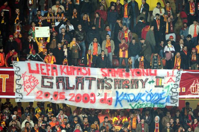 Galatasaray 2 - 3 Hamburg