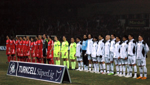 Sivasspor 1 - 1 Beşiktaş