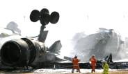 Uçak Böyle Çakıldı