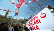 İstanbul'da BBP'lilerle Polis Arasında Arbede