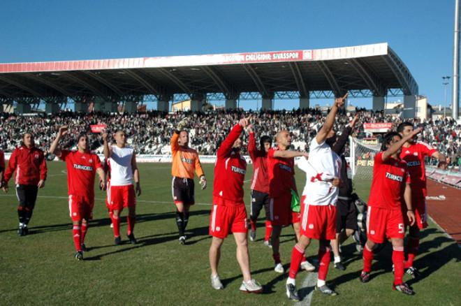 Sivasspor 1 - 0 Antalyaspor