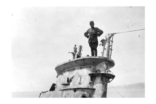 Çanakkale Savaşı'ndan Hiç Yayınlanmamış Görüntüler