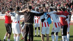 Sivasspor 3 - 0 Trabzonspor