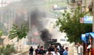 Şırnak'taki İzinsiz Gösteride Olay