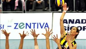 Fenerbahçe Acıbadem Şampiyon