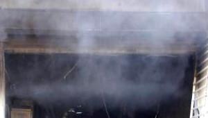 Antalya'da Korkunç Patlama