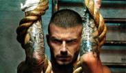 Beckham Reklam İçin Soyundu