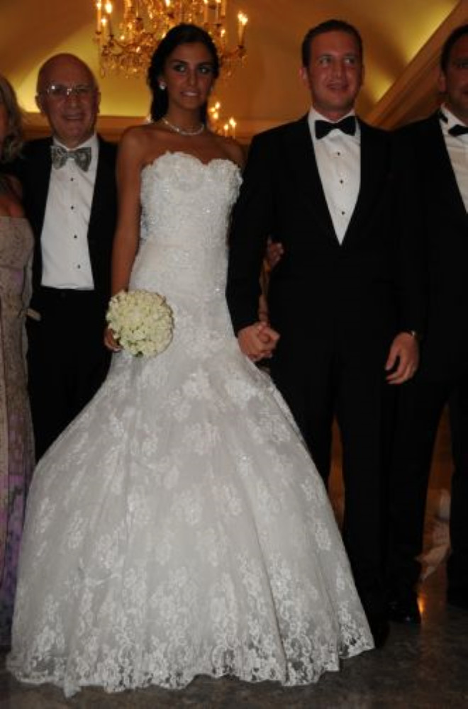 Hülya Koçyiğit Torununu Evlendirdi