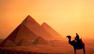 Mısır Piramitlerinin Sırrı Çözüldü