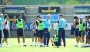 Fenerbahçe'de Şok Kavga