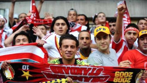 Anderlecht: 5 - Sivasspor: 0
