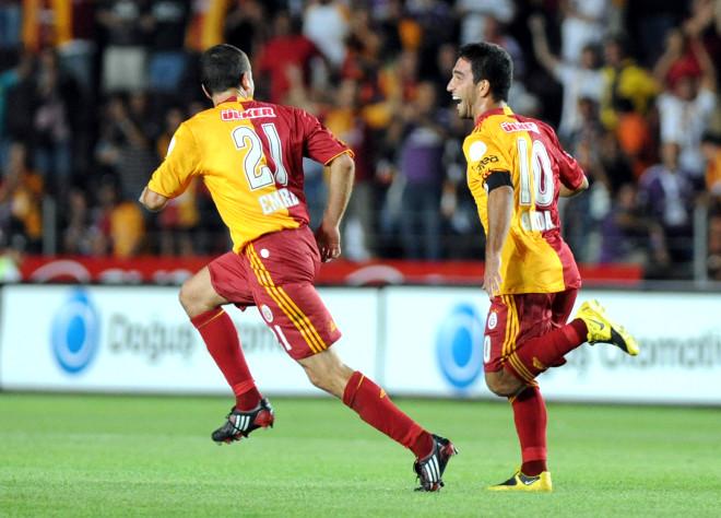 Galatasaray:4 Denizlispor:1