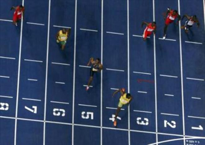 Bolt'tan Yeni Dünya Rekoru