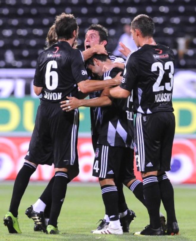 Beşiktaş:2 Antalyaspor:0