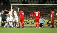 Sivasspor:0 Shakhtar Donetsk:3