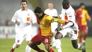 D. Bükreş: 0 Galatasaray: 3