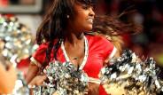 NBA'in Nefes Kesen Ponpon Kızları