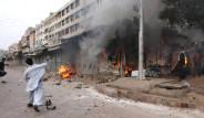 Pakistan'da Büyük Patlama