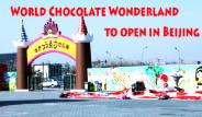 Dünyanın En Büyük Çikolata Parkı