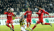 Fenerbahçe'den Kritik Puan Kaybı