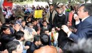 Öcalan Yandaşları Sokağa Döküldü