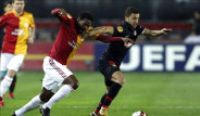 Galatasaray:1 Atletico Madrid:2