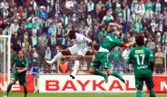 Bursaspor:2 Manisaspor:0